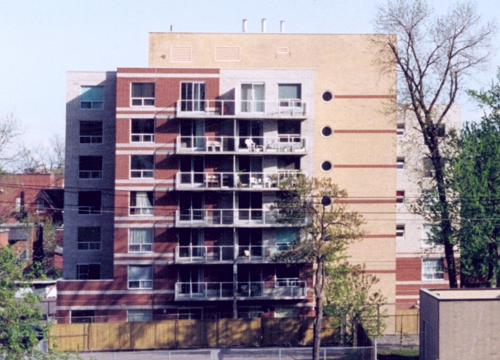 LISGAR STREET APARTMENT BUILDING